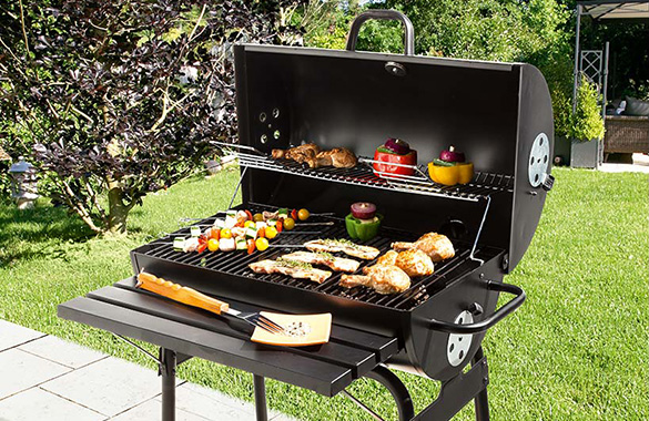 Barbecue et grill: différences